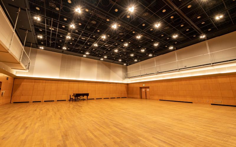 リハーサル室・練習室